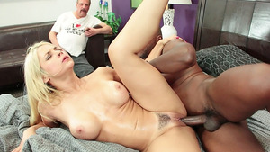 Fuck My Horny Stepdaughter She Wanted Black Cock!